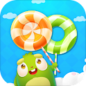 Candy Monster - Hit Toy Moles icon