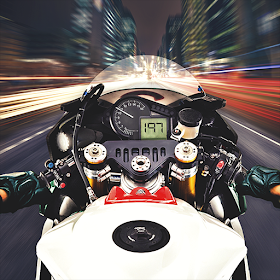 Moto Race 3D: Street Bike Racing Simulator 2018