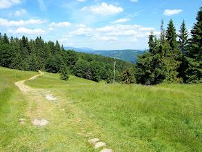 Photo: Z Hali Rycerzowej udajemy się na Przeł. Kotarz, a następnie nieznanym nam dotąd zielonym szlakiem przez szczyt Muńczoła.
