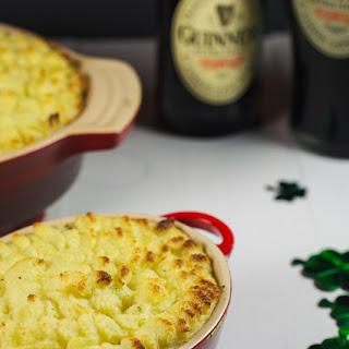 Guinness Shepherd's Pie #Irishlove
