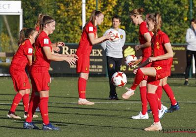 Une lourde défaite des Red Flames... contre la France B