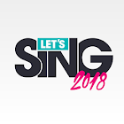 Let's Sing 2018 Microphone icon