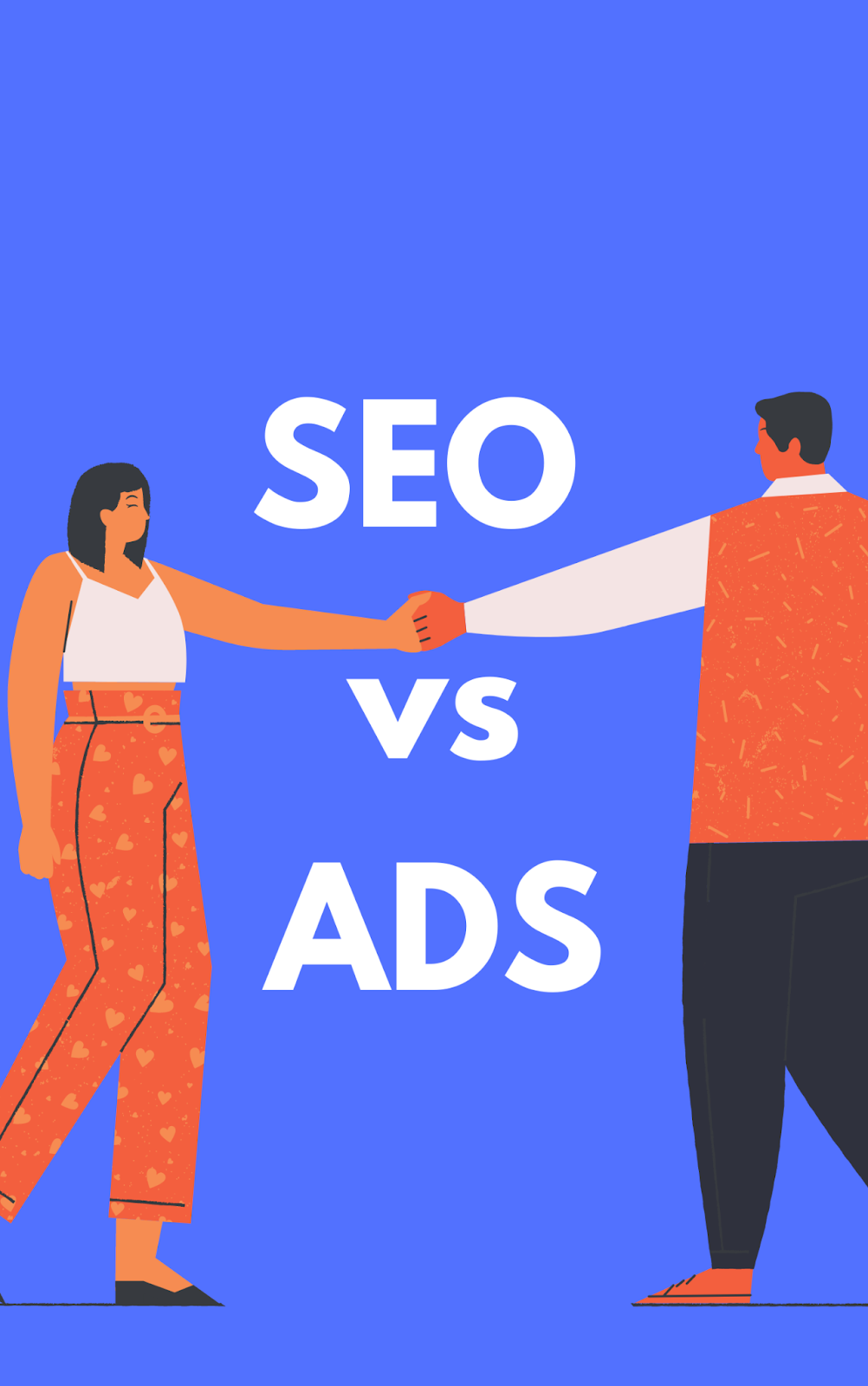 what is the best for your Ecommerce store? SEO or ADS?