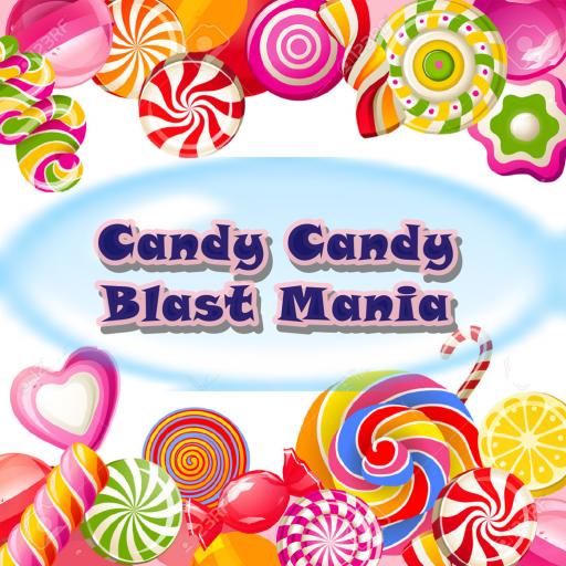 Candy Candy blast mania