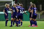 """Vrouwen Anderlecht moeten teleurstelling snel verwerken: """"Zaterdag al Charleroi"""""""