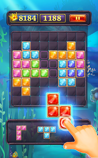 Block puzzle - Classic free puzzle  screenshots 10