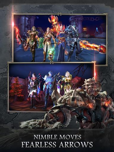 Dragon Revolt - Classic MMORPG 3.9 screenshots 8