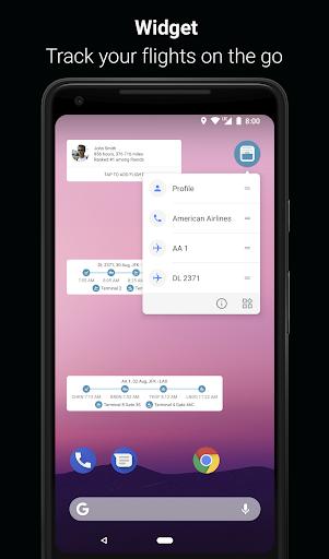 App in the Air - Travel planner & Flight tracker 4.0.9 screenshots 8