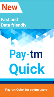 Pay-tm Quick - náhled