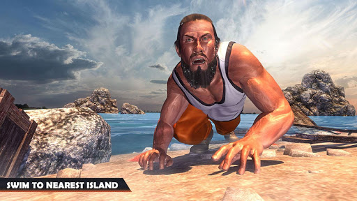Prisoner Run in Survival Island screenshot 1