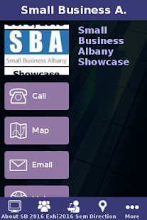 Small Business Albany- screenshot thumbnail