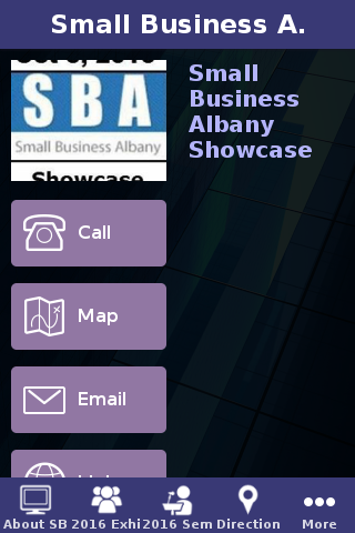 Small Business Albany- screenshot
