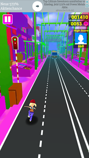 Subway Runner Highway 1.4 screenshots 6