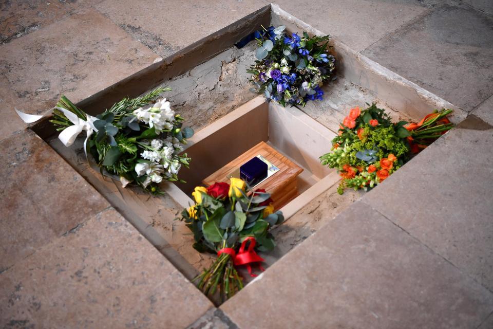 Professor Stephen Hawking Memorial Service