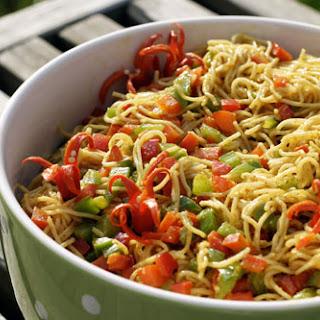 Singapore Noodle Salad