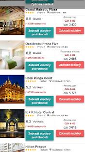 Levné hotel - náhled