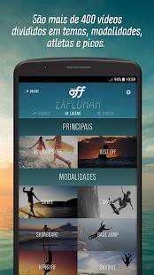 Canal OFF - Vídeos de ação, aventura e natureza - náhled