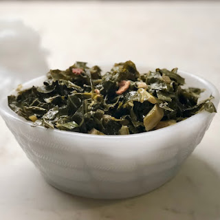 Instant Pot Turnip Greens Recipe