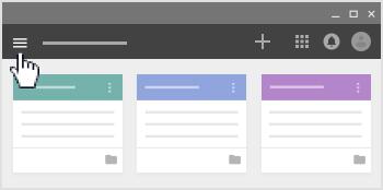 click menu click calendar