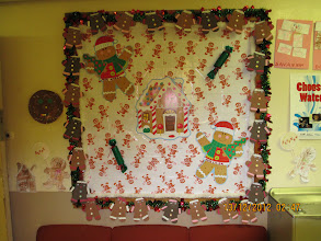 Photo: Mcilvain Recreation Center (Holiday Bulletin Board Contest)