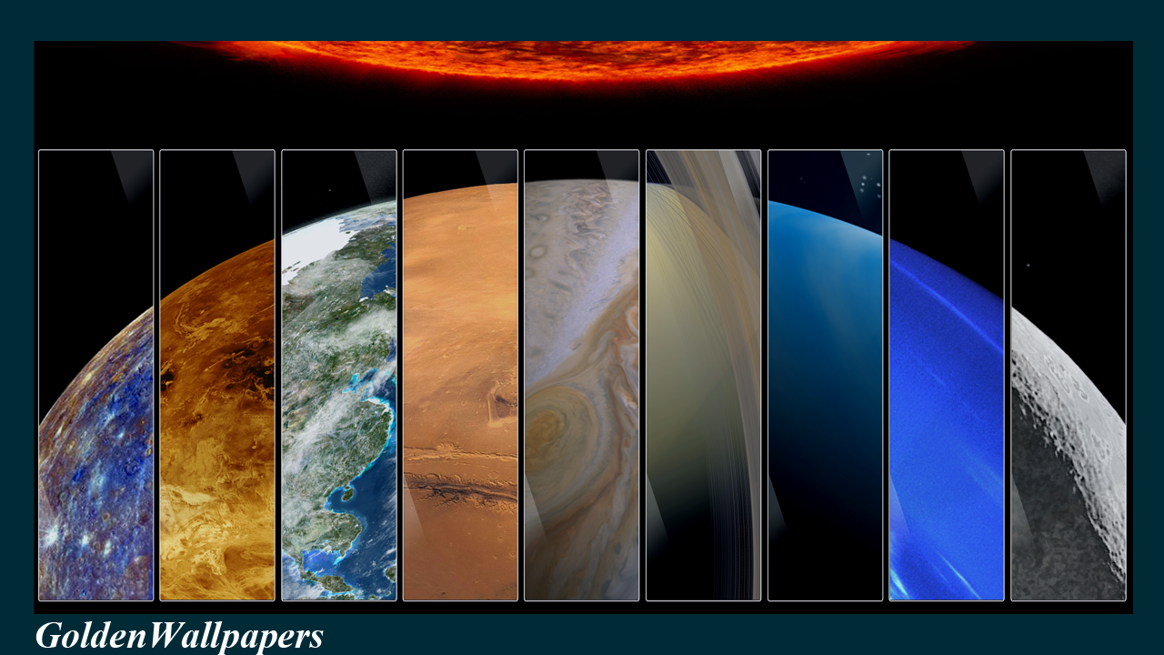 Solar System Wallpaper - Android Apps on Google Play