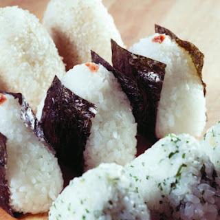 Onigiri Flavors Recipes