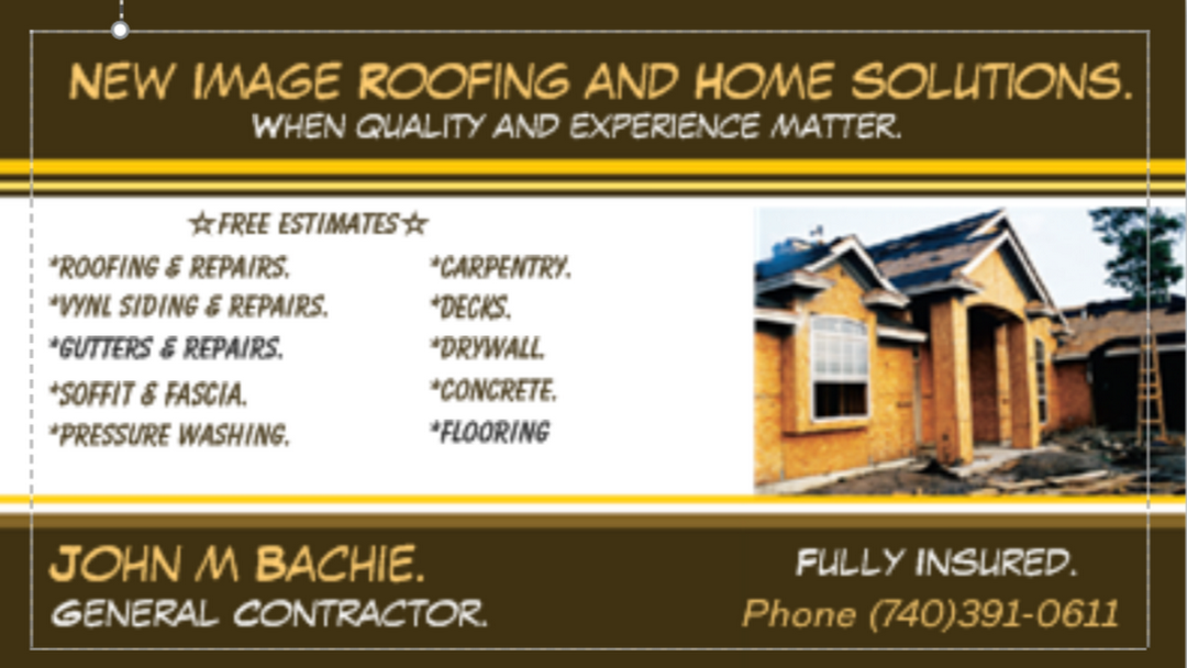 New Image Roofing And Home Solutions Roofing Contractor In