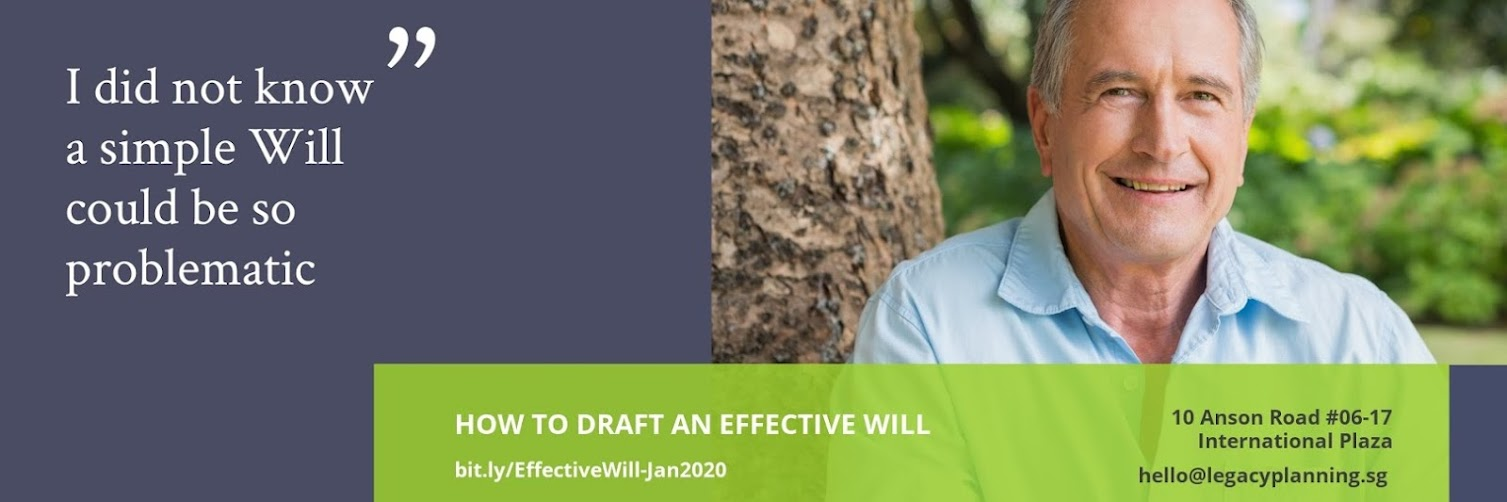 How to write an Effective Will