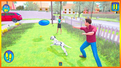 Happy Virtual Family Simulator - Family Dad Life screenshots 2