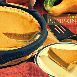 Foolproof Pumpkin Pie