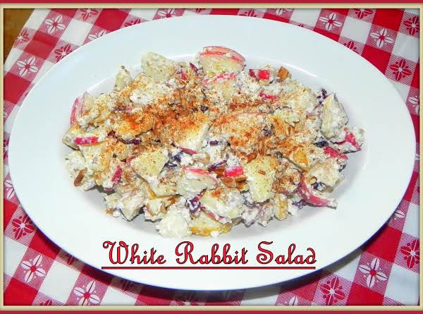 White Rabbit Salad Recipe