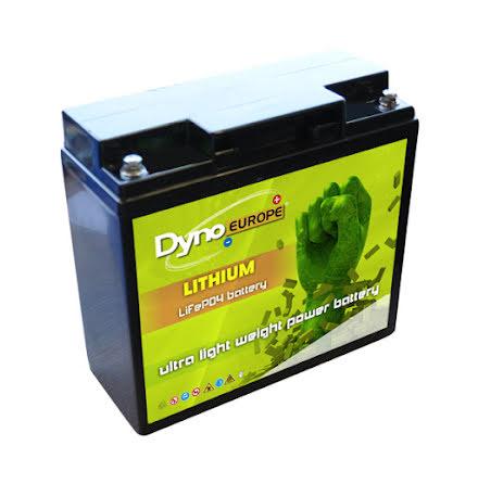 Lithium-Ion batteri 25,6V/10Ah med PCM