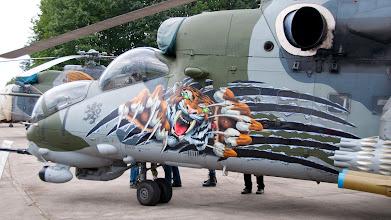 Photo: Mi-24D (Czechy)