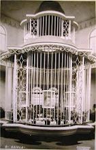 Photo: Gaiola do Palácio Quitandinha. Foto de Frank Scherschel