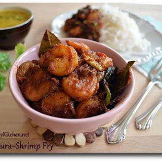 Royyala Kura ~ Shrimp Curry