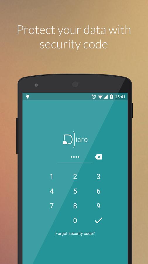 Diaro - Diary, Journal, Notes, Mood Tracker Screenshot 6