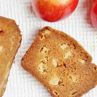 Apple-Cinnamon Quick Bread.