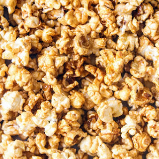 Brown Bag Crunchy Caramel Popcorn