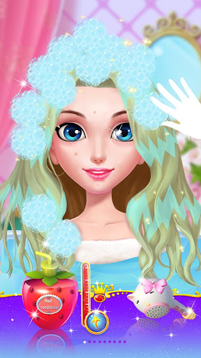 ud83dudc60ud83dudc84Princess Beauty Salon - Birthday Party Makeup apkpoly screenshots 14