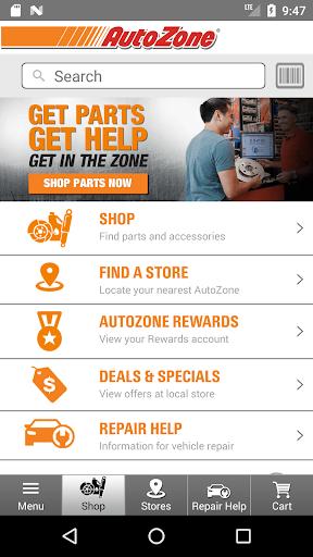 autozone online shop south africa