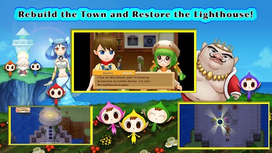 Harvest Moon: Light of Hope Screenshot