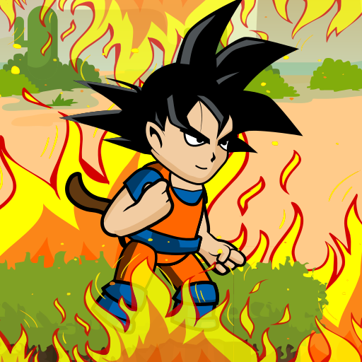 Dragon Warrior of Saiyan