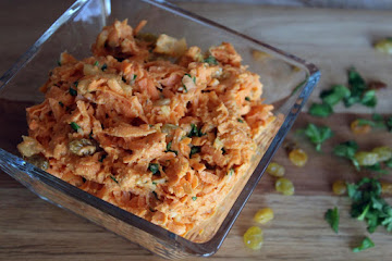 Totally Exotic Carrot Slaw Recipe