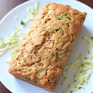 Skinnier Zucchini Bread
