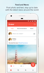 Shaker- screenshot thumbnail