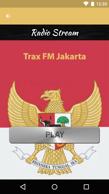 Radio Indonesia Android Apps On Google Play