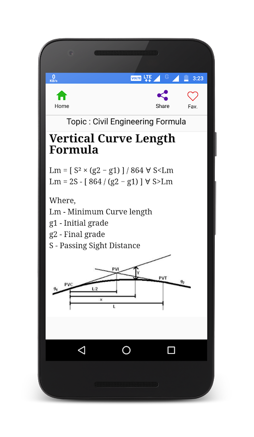 Civil Engineering Basics- screenshot