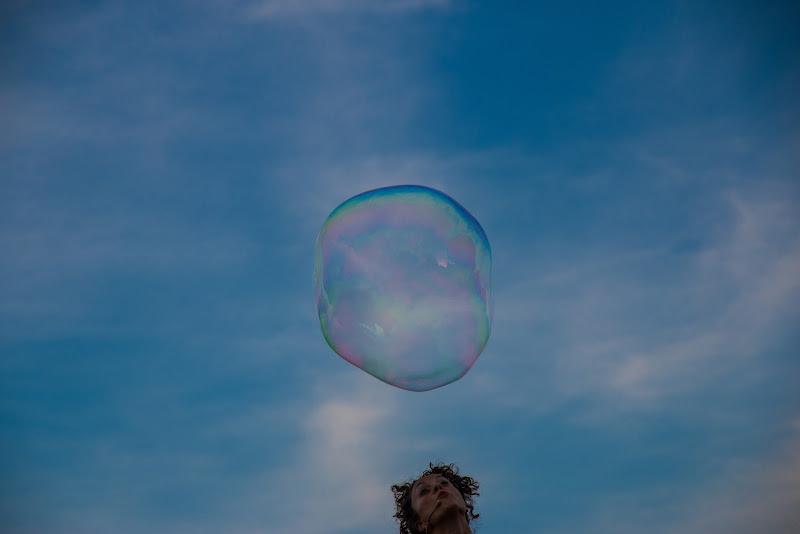 Nuvola o bolla di sapone ? di RattoMatto