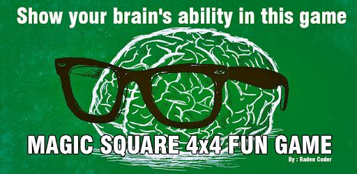 Magic Square 4x4 Fun Game - Apps on Google Play