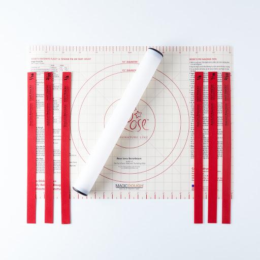 Nonstick Pie Rolling Mat by Rose Levy Beranbaum
